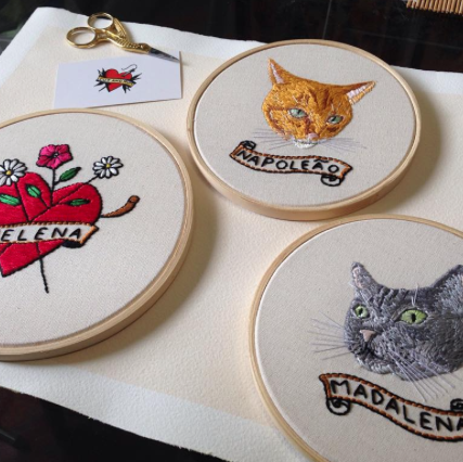 Hand Embroidery Fundamentals