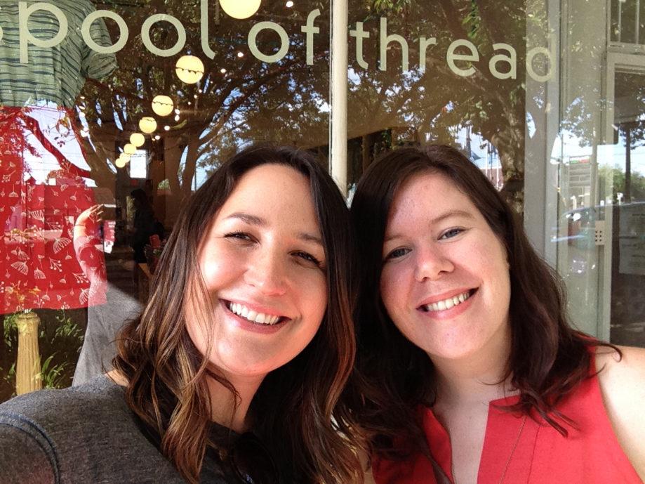 Helen + Spool of Thread