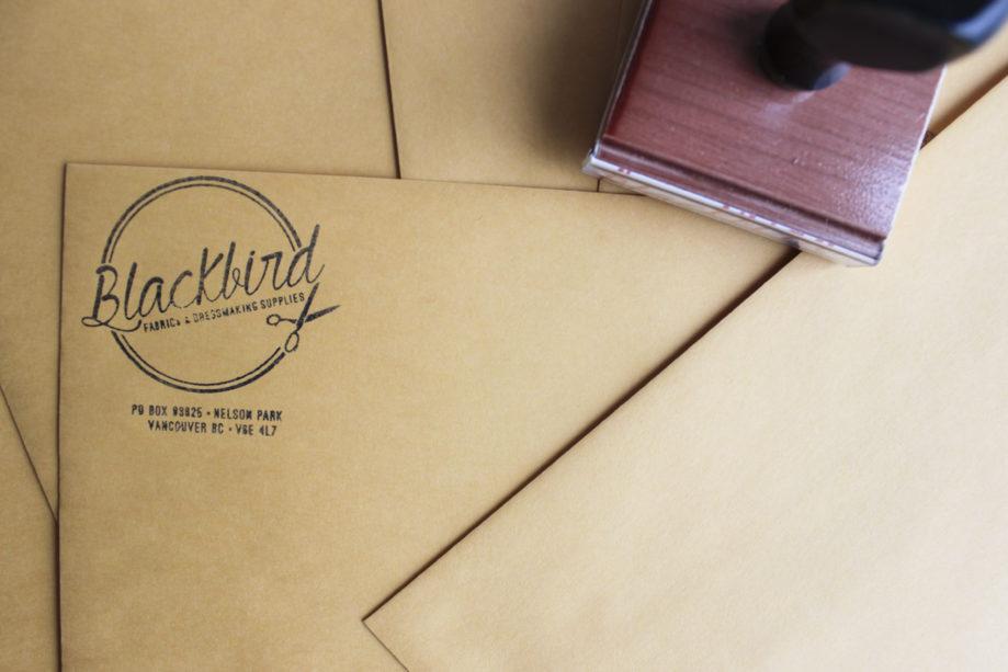Shipping Update - Blackbird Fabrics